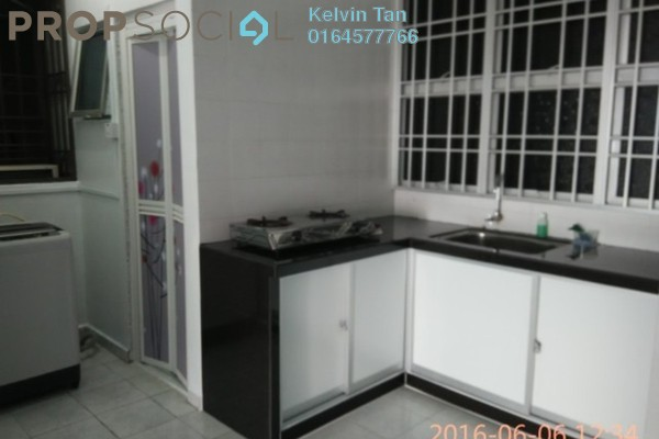 Apartment For Rent in BJ Court, Bukit Jambul Freehold Fully Furnished 3R/2B 1k