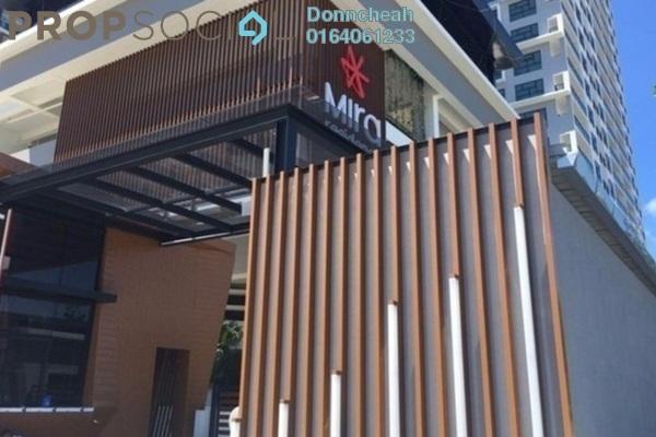 Condominium For Rent in Mira Residence, Tanjung Bungah Freehold Semi Furnished 3R/3B 3k