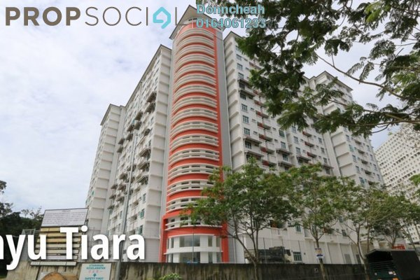 Apartment For Rent in Bayu Tiara, Bayan Lepas Freehold unfurnished 3R/2B 950translationmissing:en.pricing.unit