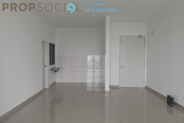 Condominium For Sale in Parkhill Residence, Bukit Jalil Freehold Unfurnished 3R/2B 630k