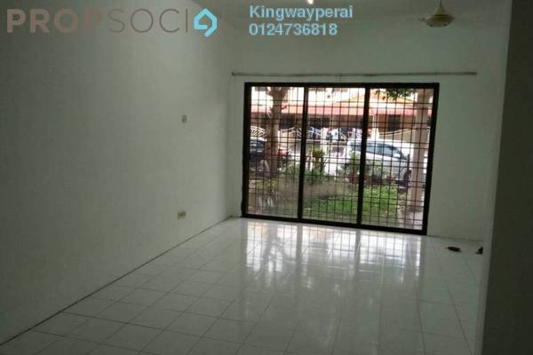 Terrace For Sale in Taman Tambun Jaya, Bukit Tambun Freehold Unfurnished 4R/3B 340k
