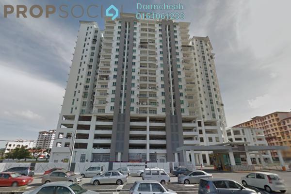 Condominium For Rent in Idaman Iris, Sungai Ara Freehold Fully Furnished 3R/2B 1k