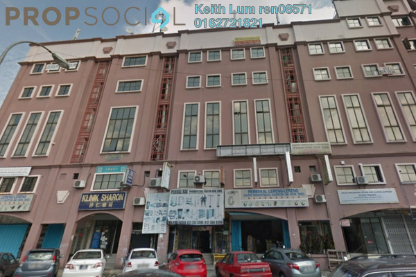 Shop For Rent in Zen Residence, Puchong Freehold Unfurnished 1R/1B 6.5k
