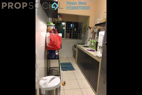 Serviced Residence For Sale in Sri Meranti, Bandar Sri Damansara Freehold Semi Furnished 3R/2B 138k
