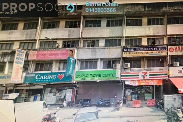 Shop For Rent in Taman Tenaga, Bandar Sri Permaisuri Freehold Unfurnished 0R/0B 5.5k