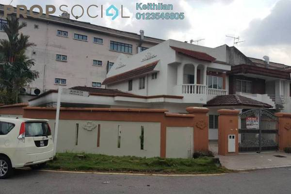 Terrace For Sale in Taman SEA, Petaling Jaya Freehold Semi Furnished 6R/4B 2m