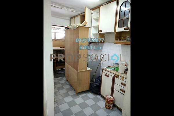 Apartment For Sale in Taman Bukit Cheras, Cheras Freehold Unfurnished 2R/1B 160k