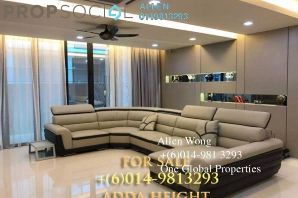 Link For Sale in Adda Heights, Tebrau Freehold Fully Furnished 4R/5B 1.5m