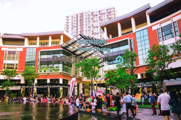 Shop For Sale in Plaza Arkadia, Desa ParkCity Freehold Unfurnished 0R/2B 5.5m