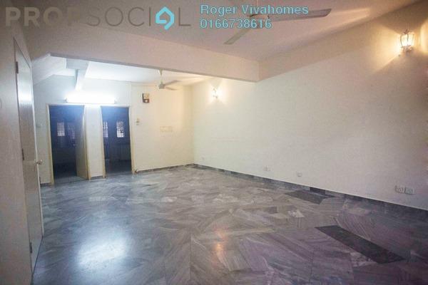 Terrace For Sale in BU4, Bandar Utama Freehold Semi Furnished 4R/3B 1.3m