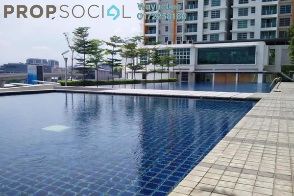 Condominium For Sale in The Zest, Bandar Kinrara Freehold Fully Furnished 3R/2B 600k