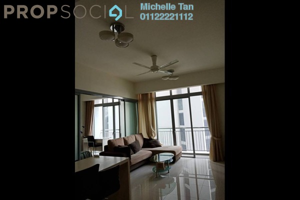 Condominium For Sale in Hampshire Residences, KLCC Freehold Fully Furnished 1R/1B 990k