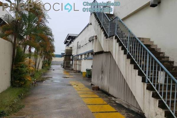 Factory For Sale in Rawang Integrated Industrial Park, Rawang Freehold Semi Furnished 0R/8B 19m
