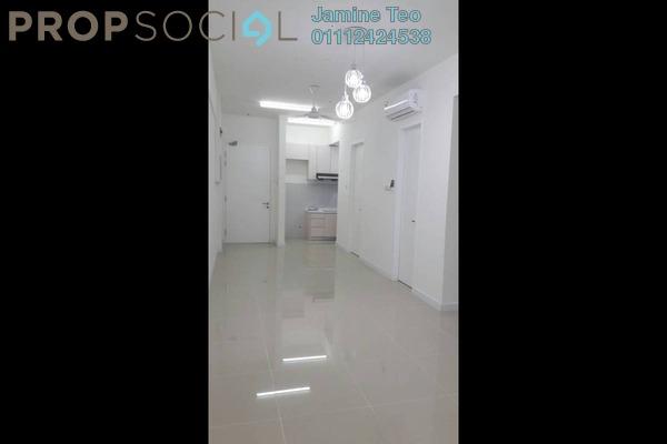 For Rent Condominium at Suria @ North Kiara, Segambut Freehold Semi Furnished 2R/2B 1.5k
