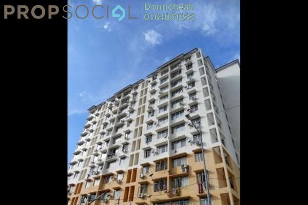 Condominium For Rent in Permai Ria, Tanjung Bungah Freehold Fully Furnished 3R/2B 1.05k
