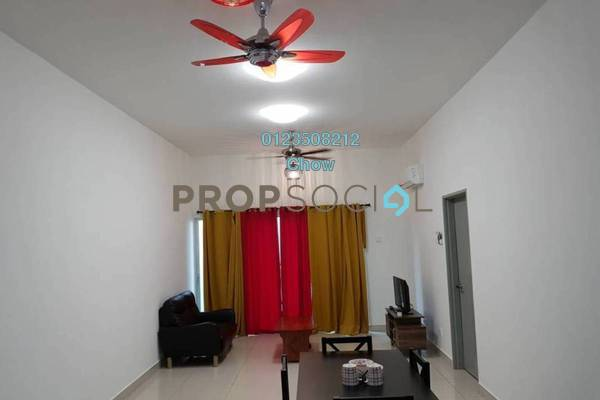 Condominium For Rent in DeSkye Residence, Jalan Ipoh Freehold Fully Furnished 3R/2B 1.8k