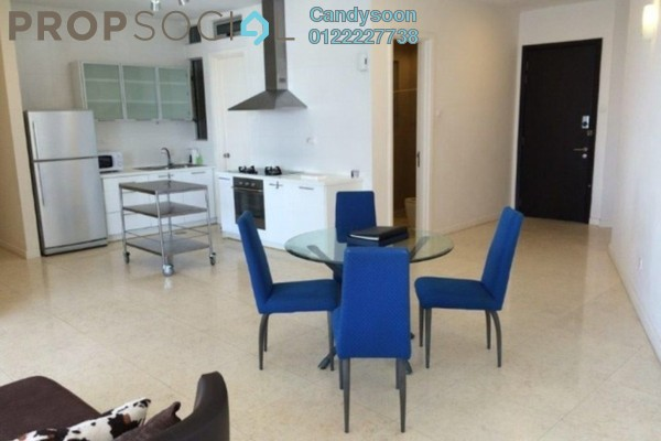 Condominium For Sale in Idaman Residence, KLCC Freehold Fully Furnished 3R/3B 1.79m