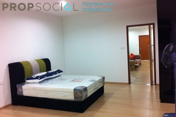 SoHo/Studio For Sale in One One Eight, Tanjung Tokong Freehold Fully Furnished 1R/1B 530k