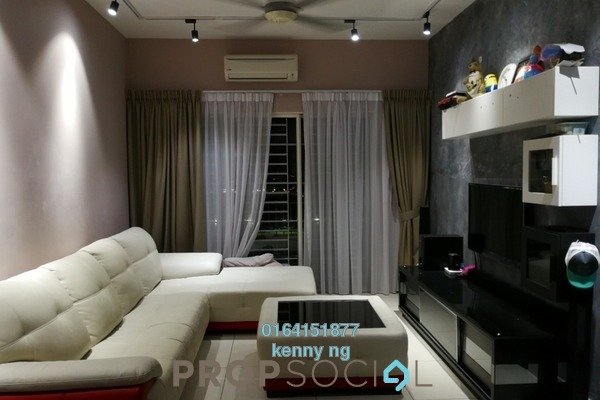 Condominium For Sale in Endah Promenade, Sri Petaling Leasehold Fully Furnished 3R/2B 540k
