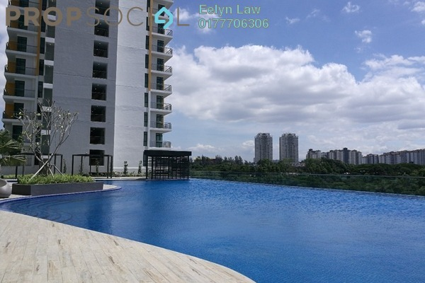 Condominium For Rent in OBD Garden Tower, Taman Desa Freehold Fully Furnished 3R/2B 3.2k
