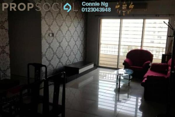 Condominium For Rent in SuriaMas Suites, Johor Bahru Freehold Fully Furnished 4R/2B 2.6k