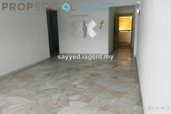 Condominium For Sale in Shang Villa, Kelana Jaya Freehold Unfurnished 4R/2B 468k