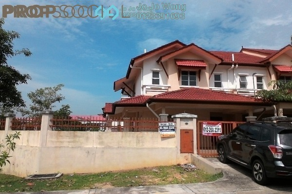 Terrace For Sale in Cassia, Denai Alam Freehold Unfurnished 4R/3B 1.15m