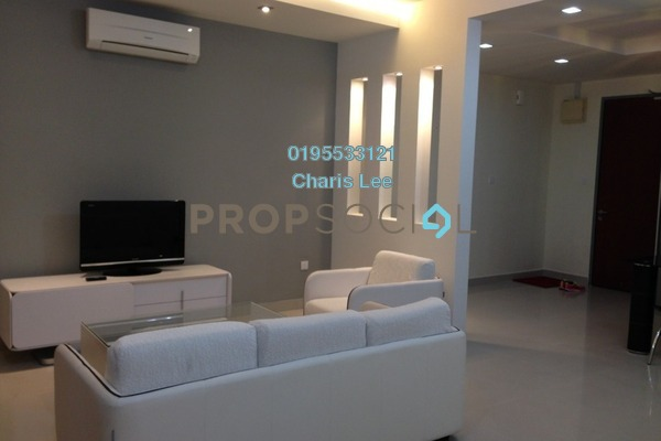 Serviced Residence For Sale in Ritze Perdana 2, Damansara Perdana Freehold Fully Furnished 1R/1B 490k