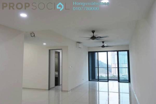 Condominium For Rent in Infiniti3 Residences, Wangsa Maju Freehold Semi Furnished 3R/2B 2.3k