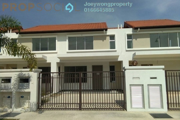 Terrace For Rent in The Link, Bukit Jalil Freehold Semi Furnished 4R/3B 1.8k