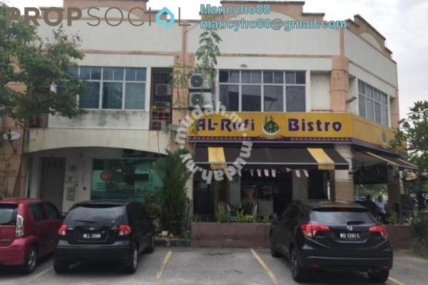 Shop For Rent in Section 13, Shah Alam Freehold Semi Furnished 0R/0B 4k