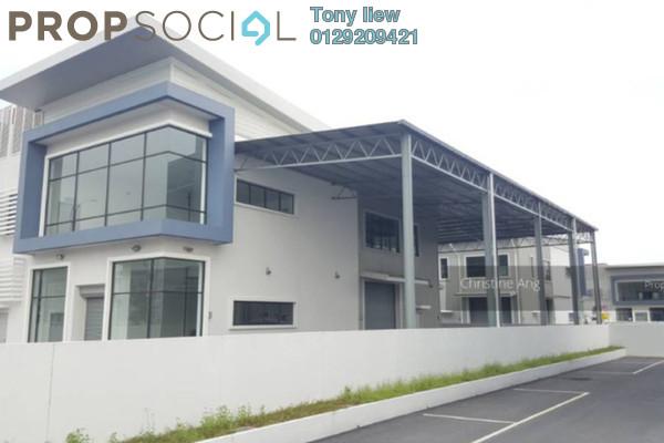 Factory For Rent in Bukit Raja Industrial Park, Klang Freehold Unfurnished 0R/0B 12k