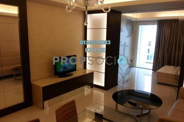 Serviced Residence For Rent in Chelsea, Sri Hartamas Freehold Fully Furnished 1R/1B 2.1k
