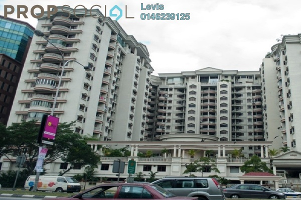 Condominium For Rent in The Forum, KLCC Freehold Fully Furnished 3R/2B 2.5k