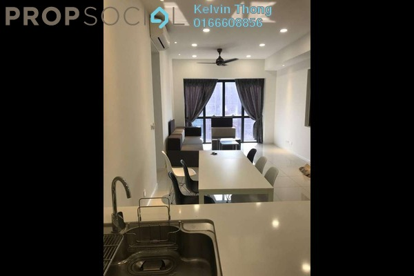 Condominium For Rent in Icon Residenz, Petaling Jaya Freehold Fully Furnished 3R/2B 2.8k