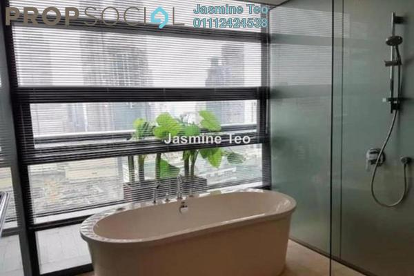 Condominium For Rent in The Troika, KLCC Freehold Fully Furnished 4R/4B 14k