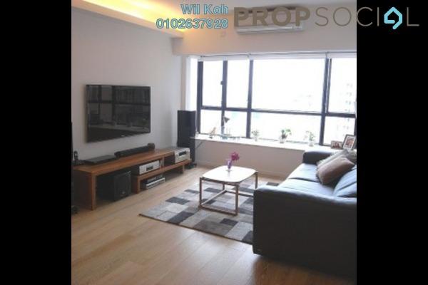 Condominium For Sale in Jade Hills, Kajang Freehold Unfurnished 3R/2B 290k