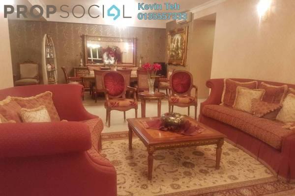 Condominium For Sale in Mont Kiara Meridin, Mont Kiara Freehold Fully Furnished 4R/5B 1.3m