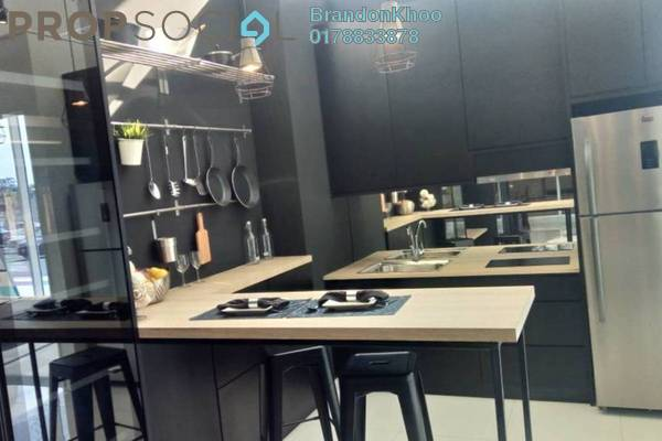 SoHo/Studio For Sale in Core SoHo Suites, Sepang Freehold Semi Furnished 1R/1B 240k