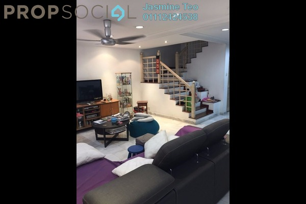 For Sale Condominium at SD7, Bandar Sri Damansara Freehold Semi Furnished 4R/4B 1.08m