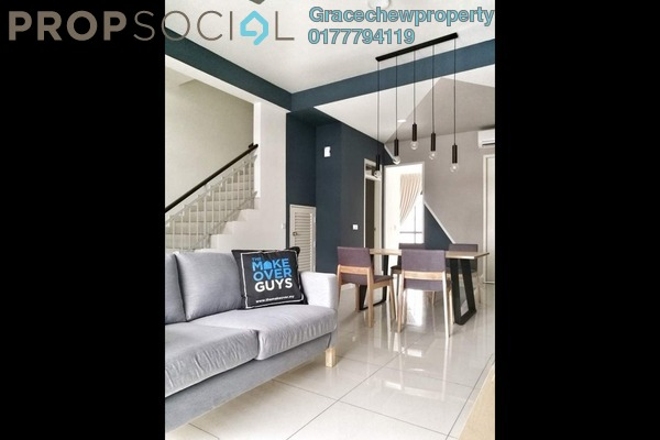 Terrace For Rent in Eco Summer, Tebrau Freehold Fully Furnished 4R/3B 2.5k