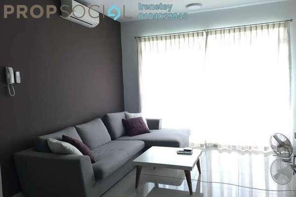 Condominium For Rent in Kiara Residence, Bukit Jalil Freehold Semi Furnished 3R/2B 2.6k