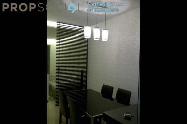 Condominium For Rent in Solaris Dutamas, Dutamas Freehold Fully Furnished 1R/2B 3.2k