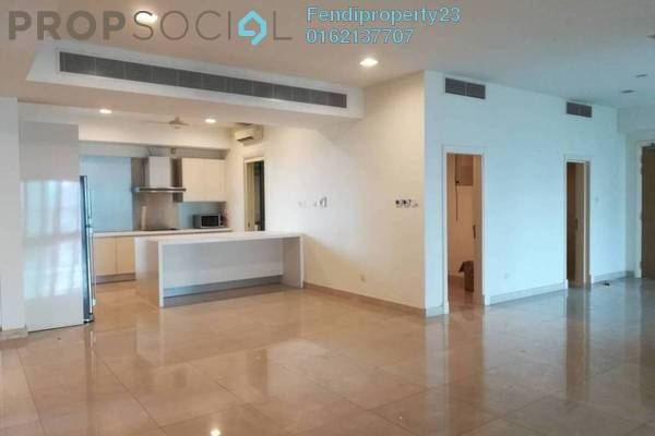 Condominium For Rent in 10 Mont Kiara, Mont Kiara Freehold Semi Furnished 3R/6B 9k