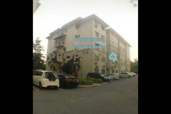 Apartment For Sale in Taman Sutera, Kajang Freehold Semi Furnished 3R/2B 255k