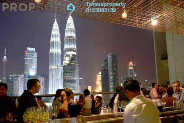 Serviced Residence For Rent in The Troika, KLCC Freehold Fully Furnished 2R/2B 5.5k