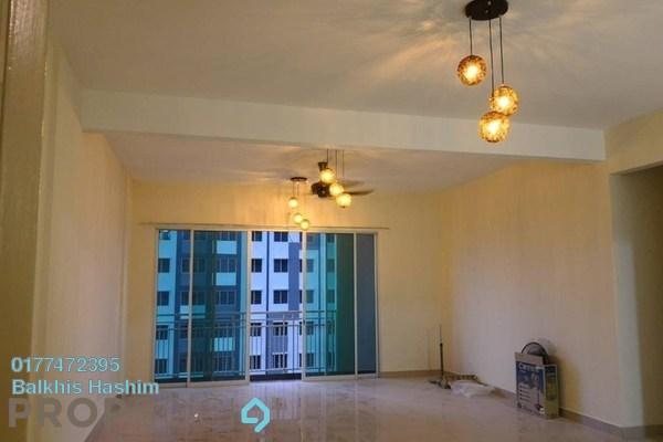 Condominium For Rent in Tambun Royale City, Bukit Tambun Freehold Unfurnished 4R/3B 1.2k