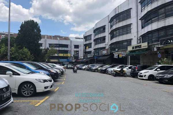 Shop For Sale in Desa Sri Hartamas, Sri Hartamas Freehold Unfurnished 0R/0B 3.8m