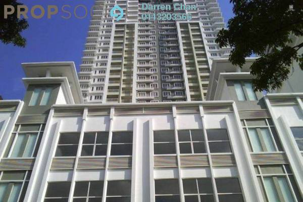 Condominium For Rent in Endah Promenade, Sri Petaling Freehold Semi Furnished 3R/2B 1.9k