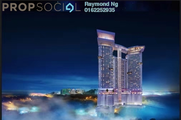 Condominium For Sale in Ion Delemen, Genting Highlands Freehold Fully Furnished 1R/1B 485k